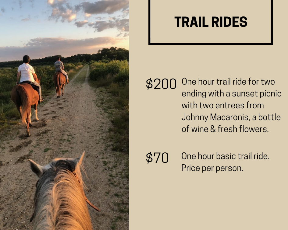 Sunset Trail Ride