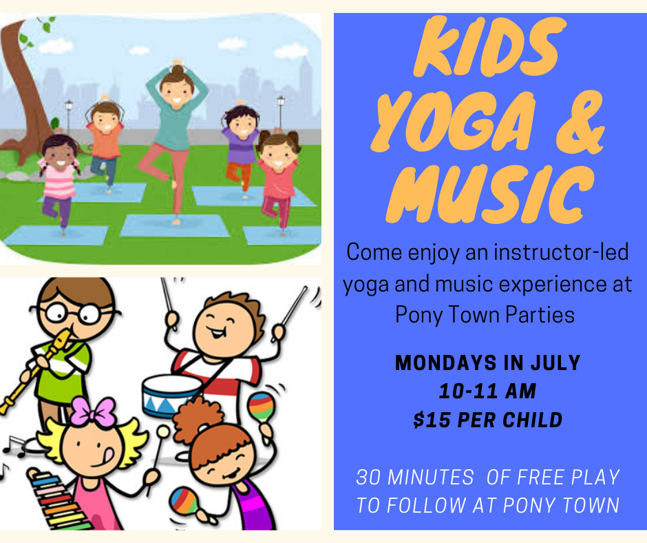 Kids Yoga & Music